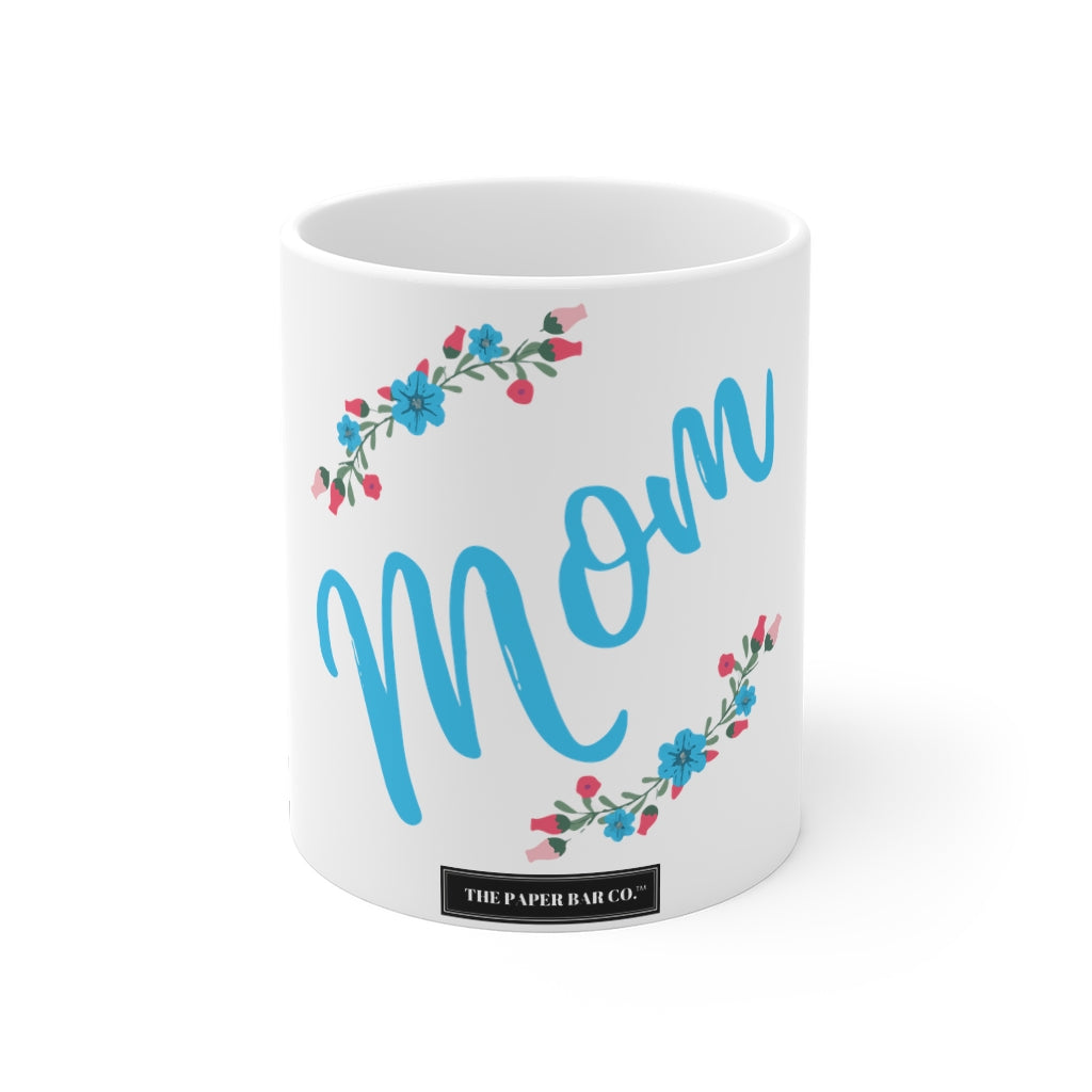 Mother's Day in Blue - 11oz Mug