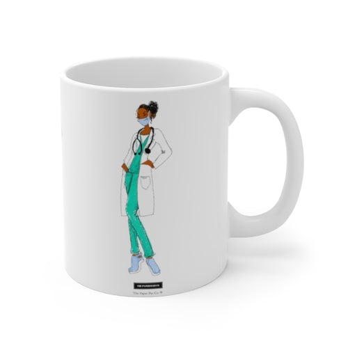 Female Doctor #1 11oz Mug