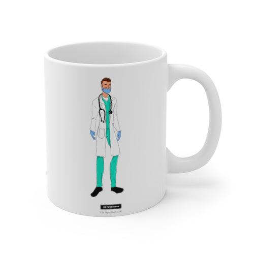 Male Doctor #2 11oz Mug