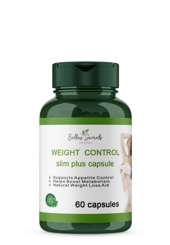 Weight Control Supplements