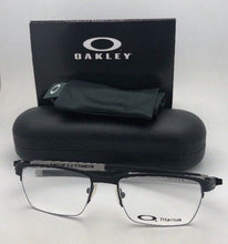 Load image into Gallery viewer, New OAKLEY Eyeglasses TINCUP 0.5 TITANIUM OX5099-0151 51-18 Powder Coal Frames