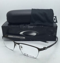 Load image into Gallery viewer, New OAKLEY Titanium Eyeglasses TINCUP 0.5 OX5099-0353 53-18 Powder Pewter Frames
