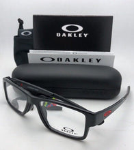 Load image into Gallery viewer, New OAKLEY Eyeglasses AIRDROP MPN OX8121-0255 55-17 139 Polished Black Frames