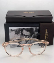 Load image into Gallery viewer, New OLIVER PEOPLES Eyeglasses GREGORY PECK OV 5186 1652 47-23 Round Silk Frames