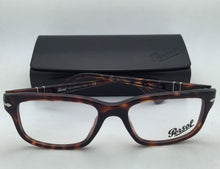 Load image into Gallery viewer, New PERSOL Eyeglasses Calligrapher Edition 3167-V 24 49-22 145 Tortoise Gold