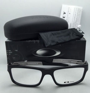 New OAKLEY Eyeglasses CURRENCY OX8026-0554 54-17 Polished Black Frames