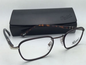 New PERSOL Rx-able Eyeglasses 2423-V-J 992 48-20 140 Brown Havana Frame