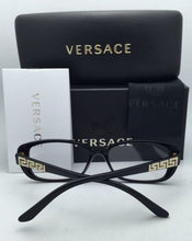 Load image into Gallery viewer, New VERSACE Eyeglasses 3178-B GB1 53-16 135 Black w/Crystals