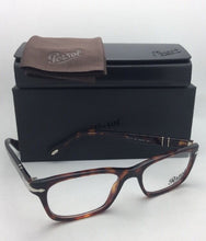 Load image into Gallery viewer, New PERSOL Rx-able Eyeglasses 3012-V 24 52-18 Havana Tortoise Frame