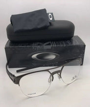 Load image into Gallery viewer, New OAKLEY Eyeglasses LATCH TI OX5134-0454 54-17 137 Matte Cement Titanium Frame