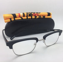 Load image into Gallery viewer, *SALE* New Readers EYE•BOBS Eyeglasses ORNERY 2156 00 48-25 Silver & Black Frame