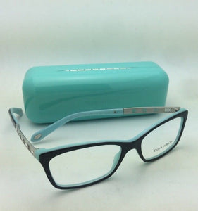 TIFFANY & Co. Eyeglasses ATLAS Collection TF 2103-B 8055 53-16 Black-Blue Frame