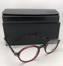 Load image into Gallery viewer, New PERSOL Rx-able Eyeglasses 3141-V 24 46-22 145 Round Havana Tortoise Frames