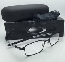 Load image into Gallery viewer, New OAKLEY Eyeglasses CATAPULT OX5092-0150 50-17 Satin Black Frame
