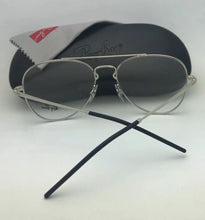 Load image into Gallery viewer, New RAY-BAN Aviators Eyeglasses RB 6413 2501 56-17 140 Silver Frames