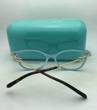 Load image into Gallery viewer, New TIFFANY & CO. Eyeglasses TF 2142-B 8217 51-16 140 Tortoise Blue & Gold Frame