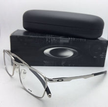 Load image into Gallery viewer, New OAKLEY Eyeglasses CONDUCTOR OX3186-0352 52-17 137 Polished Chrome Frames