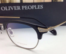 Load image into Gallery viewer, New OLIVER PEOPLES Eyeglasses DIANDRA OV 1126 T 5039 Black & Gold Frame