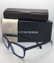 Load image into Gallery viewer, New OLIVER PEOPLES Eyeglasses DENISON OV 5102 1566 53-17 145 Denim Blue Frames