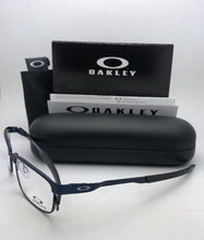Load image into Gallery viewer, New OAKLEY Eyeglasses STEEL PLATE OX3222-0354 54-18 141 Powder Midnight Frames