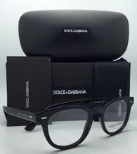 Load image into Gallery viewer, New DOLCE & GABBANA Rx-able Eyeglasses DG 3225 501 48-20 Black Frame