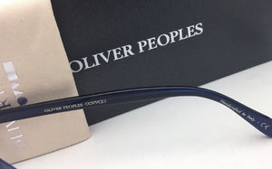 New OLIVER PEOPLES Eyeglasses DENISON OV 5102 1566 53-17 145 Denim Blue Frames
