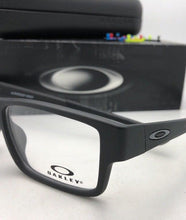 Load image into Gallery viewer, New OAKLEY Eyeglasses AIRDROP MPN OX8121-0153 53-17 Satin Matte Black Frames