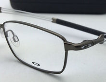Load image into Gallery viewer, New OAKLEY Eyeglasses CATAPULT OX5092-0252 52-17 Pewter Frames