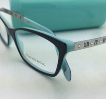 Load image into Gallery viewer, TIFFANY & Co. Eyeglasses ATLAS Collection TF 2103-B 8055 53-16 Black-Blue Frame