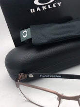 Load image into Gallery viewer, New OAKLEY Eyeglasses TINCUP CARBON OX5094-0350 50-17 Powder Toast-Carbon Fiber