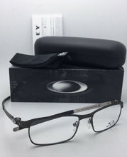 Load image into Gallery viewer, New OAKLEY Titanium Eyeglasses TINCUP OX3184-0252 52-17 Powder Pewter Frames