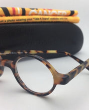 Load image into Gallery viewer, *SALE* New Readers EYEBOBS Round Eyeglasses P.BODY 2188 19 Tokyo Tortoise Frames