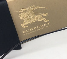 Load image into Gallery viewer, New BURBERRY Eyeglasses B 1274 1007 55-18 140 Black & Burberry Plaid Frames