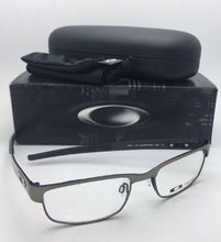 Load image into Gallery viewer, New OAKLEY Eyeglasses CARBON PLATE OX5079-0253 Gunmetal Titanium w/ Carbon Fiber