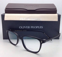 Load image into Gallery viewer, New OLIVER PEOPLES Eyeglasses MASLON OV 5279U 1465 51-18 Semi Matte Black Frames