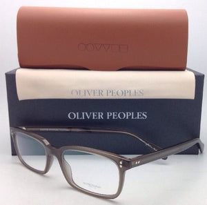 New OLIVER PEOPLES Eyeglasses DENISON OV 5102 1333 51-17 140 Taupe Brown Frames