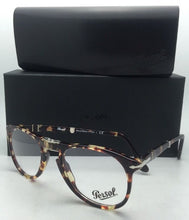 Load image into Gallery viewer, Folding PERSOL Eyeglasses 9714-V-M 985 50-20 Tabacco Virginia Tortoise Frames