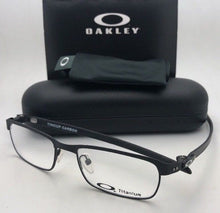 Load image into Gallery viewer, New OAKLEY Eyeglasses TINCUP CARBON OX5094-0154 54-17 Powder Coal-Carbon Fiber