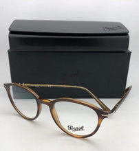 Load image into Gallery viewer, New PERSOL Rx-able Eyeglasses 3169-V 1043 50-19 145 Havana Tortoise Frames