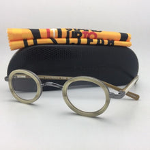 Load image into Gallery viewer, *SALE* New Readers EYE•BOBS Eyeglasses TORTE REFORM 2193 H4 Gunmetal Khaki Horn Frame