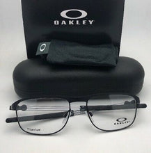 Load image into Gallery viewer, New OAKLEY Titanium Eyeglasses TRUSS ROD R OX5122-0153 53-17 Matte Black Frames