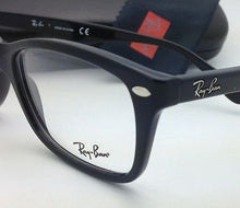 Load image into Gallery viewer, New RAY-BAN Eyeglasses HIGHSTREET RB 5228 2000 50-17 Black Frames