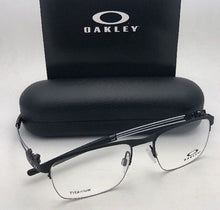 Load image into Gallery viewer, OAKLEY Titanium Eyeglasses TRUSS ROD 0.5 OX5123-0152 52-18 143 Semi Rimless Coal