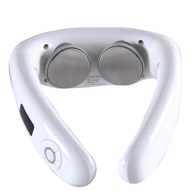 Intelligent Electronic Heated therapy Pulse Neck Massager
