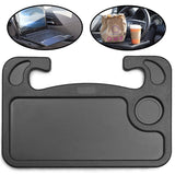 Food Eating Hook On Steering Wheel Tray, for Constant Travelers