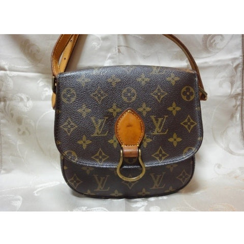 SOLD OUT: 80s Vintage Louis Vuitton Monogram Saint Cloud purse. Made in Western Germany. Rare masterpiece from LV back in the era.