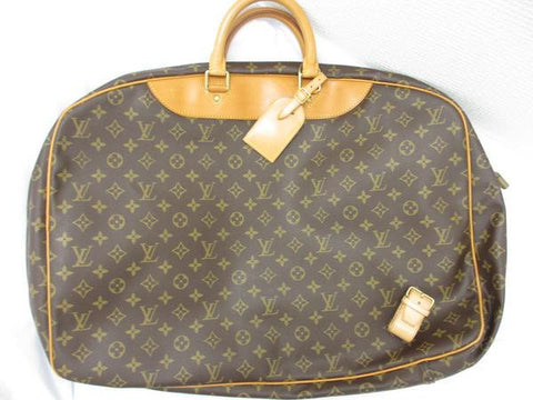 SOLD OUT: Vintage Louis Vuitton monogram travel bag, large duffle bag. Great vintage condition. Unisex use for all generations.