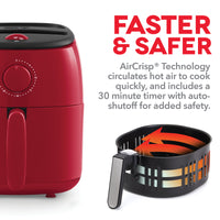 Tasti-Crisp™ 2.6Qt Air Fryer