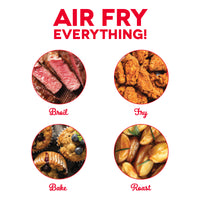 Air Frying For Everyone Cookbook