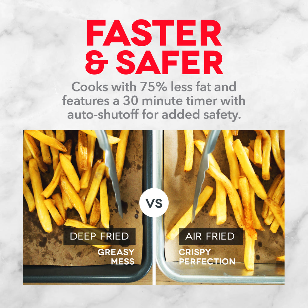 Aircrisp® Pro Digital 3Qt Air Fryer